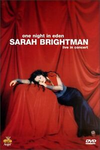 Sarah Brightman Live in Concert: One Night in Eden DVD