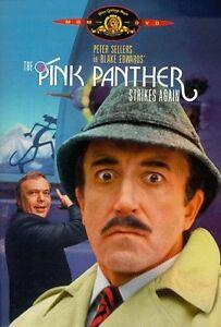The Pink Panther - La Pantère Rose dvd