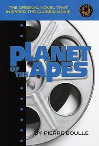 Planet of the Apes-Cinema Classics-Hardcover book