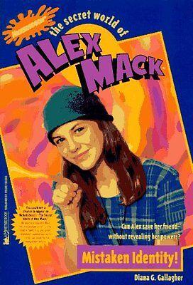 Mistaken Identity   The Secret World Of Alex Mack