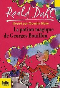 La Potion Magique De Georges Bouillon by Roald Dahl (Paperback, 1995)