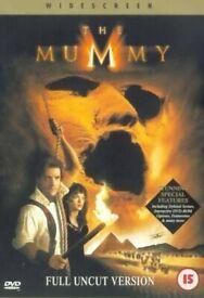 DVD: The Mummy
