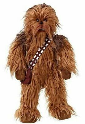 Star Wars 24-Inch Mega Poseable Chewbacca Talking Plush