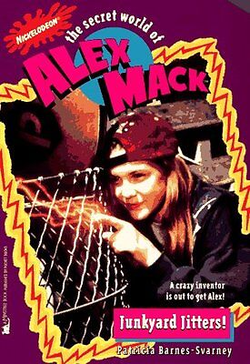 Junkyard Jitters The Secret World Of Alex Mack 11