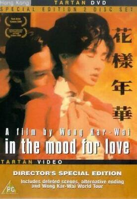 In The Mood For Love (Special Edition 2 Disc) [DVD] [2000], Very Good DVD, Tony