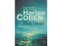 Play Dead Paperback Book by Harlan Coben.