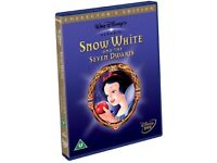 Snow White And The Seven Dwarfs - Collectors Edition Box Set (2 Disc + Book) [DVD]