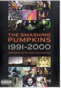 The Smashing Pumpkins 1991-2000 Greatest Hits Collection DVD