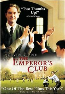 The Emperor's Club – DVD movie – New!!