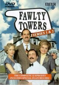 Fawlty Towers Series 1 & 2 DVD