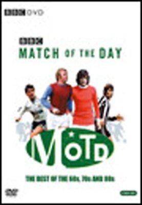 Match of the Day The Best of the 60s 70s And 80s [DVD]