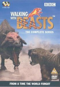 Walking With Beasts : Complete BBC Series [DVD]