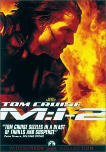 Mission: Impossible II Widescreen DVD