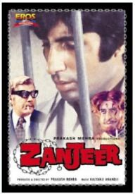 Zanjeer Bollywood Movie - (very good condition)