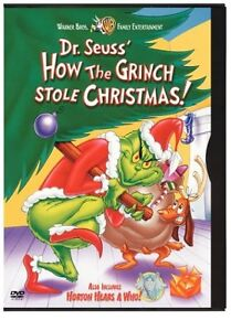 How The Grinch Stole Christmas (DVD) Regina Regina Area image 1