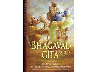 Bhagavad Gita intro course