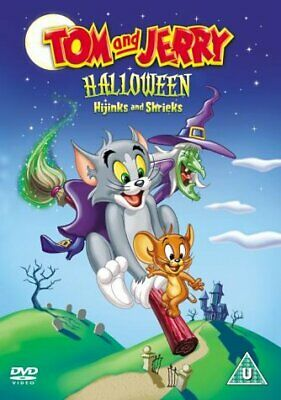 Tom and Jerry - Halloween Hijinks and Shrieks [DVD] [2003][Region 2]