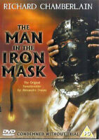 THE MAN IN THE IRON MASK (1977) DVD - REGION 2