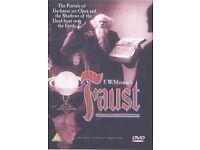 Faust [DVD] [1926] Gösta Ekman (Actor), Emil Jannings (Actor), F.W. Murnau (Director)