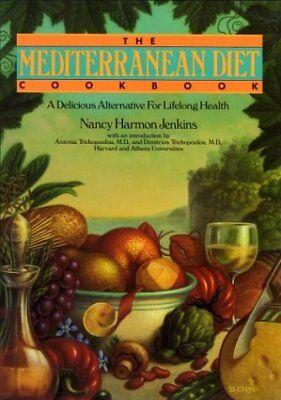 The Mediterranean Diet Cookbook  A Delicious Alter