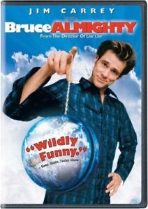 Bruce Almighty-Widescreen DVD-Very good condition + bonus dvd