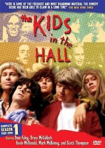 Kids In The Hall-Season 1-Excellent condition-4 dvd set