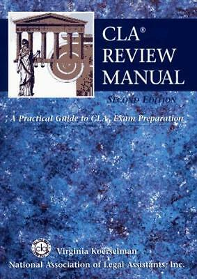 Certified Paralegal Review Manual  - by Newman ()