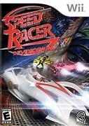Speed Racer Wii