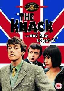 The Knack And How To Get It - DVD
