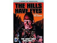 The Hills Have Eyes (1977) Rare Double Disc Special Edition DVD, like new!