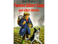 Twelve Silver Cups and Other Stories - By Enid Blyton (Hardback Cover) Vintage Childrens Good Reads