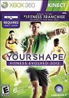 Xbox 360 Kinect Fitness Games
