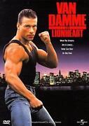 Lionheart DVD