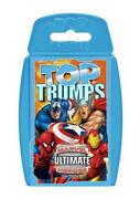 Marvel Top TRUMPS