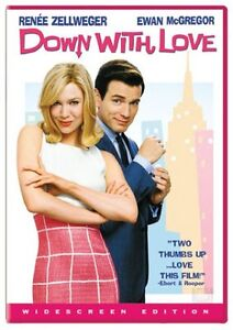 Down with Love on DVD