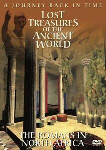 Lost Treasures Of The Ancient World Romans in North DVD