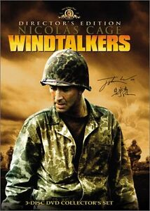 Windtalkers Director's Edition 3 DVD