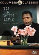 To Sir with Love DVD