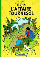 TINTIN L'AFFAIRE TOURNESOL 1984 EXCELLENT ÉTAT TAXE INCLUSE