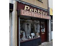 LADIES CLOTHES SHOP BUSINESS REF 146236