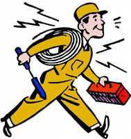 Electrician, Electrical Contractor, Wiring, Rewire, Knob & Tube