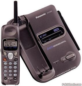 2 LINE CORDED AND CORDLESS PHONES TWO LINE PANASONIC AND AT&T HOME AND BUSINESS PHONES STARTING FROM $29.99