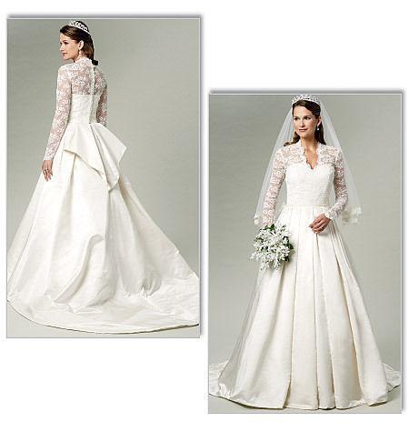 Bridal Sewing Patterns | eBay