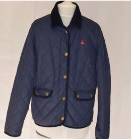 Jack wills size 14 quilted jacket