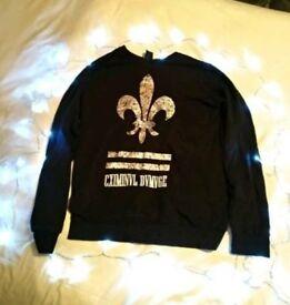 Criminal Damage Sweatshirt