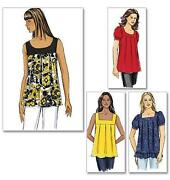 Sewing Patterns Size 24