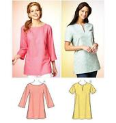 Sewing Patterns Womens Tops