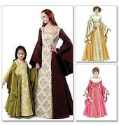 Medieval Costume Patterns