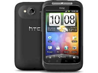 Smartphone HTC Wildfire S Locked to Three