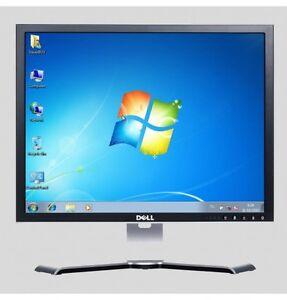 DELL TFT Display - 20 Inch True UltraSharp c/w cables